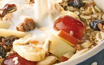 Rezept der Woche: Schweizer Schlemmermüsli