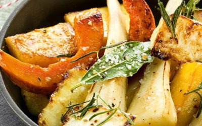 Rezept der Woche: Herbstgemüse im Ofen gebacken