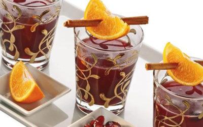 Rezept der Woche: Alkoholfreier Früchtepunsch