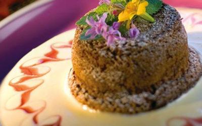 Rezept der Woche: Ricotta-Lebkuchen Soufflé