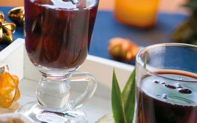 Rezept der Woche: Ananas-Punsch mit Portwein