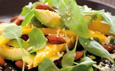 Rezept der Woche: Avocado-Mangosalat