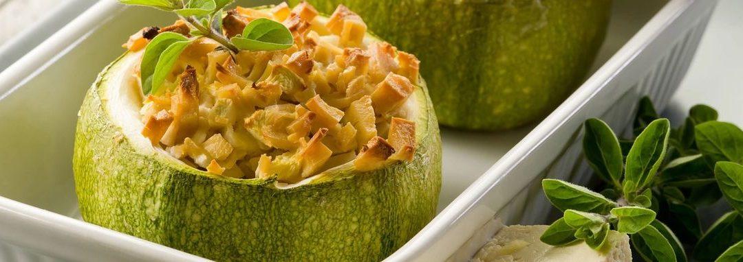 Unser Rezept der Woche: Gefüllte Zucchini