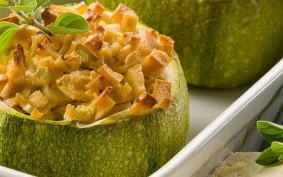 Rezept der Woche: Gefüllte Zucchini